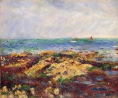 Pierre-Auguste Renoir. Reflux in the Sochi