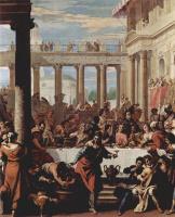 Себастьяно Риччи. Свадьба в Кане Галилейской