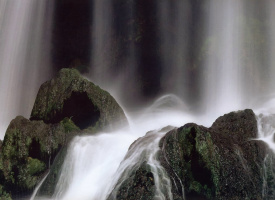 Чарльз Гурч. Водопад
