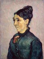 Винсент Ван Гог. Портрет госпожи Трабюк