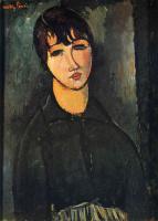 Амедео Модильяни. Портрет горничной