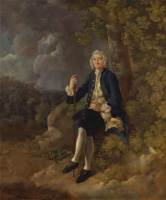 Thomas Gainsborough. Clayton Jones