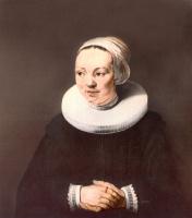 Фабрициус Карел. Портрет женщины