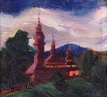 Адальберт Михайлович Эрдели. Церковь