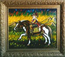 Маргарита Анатольевна Чакова. Верная лошадь Бальтасара