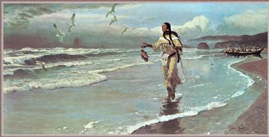 Джон Клаймер. В большой воде