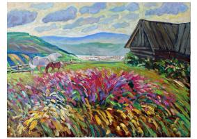 Oleg Vasilyevich Nosyrev. Siberian expanses