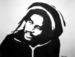 Katerina Bat. Bob Marley
