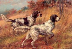 Эдмунд Генри Остхаус. Собаки