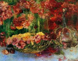 Флорис Верстер. Розы после праздников