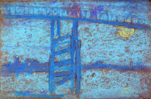 James Abbot McNeill Whistler. Nocturne: Battersea bridge