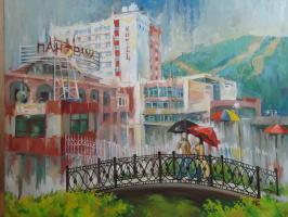 Наталья Бянкина. Дождь