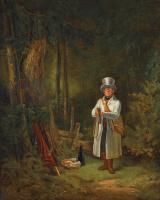 Карл Шпицвег. Воскресный охотник