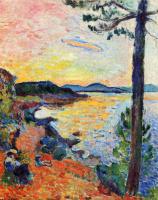 Henri Matisse. Gulf of Saint-Tropez