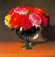 Стоун Робертс. Красные розы