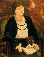 Андре Дерен. Портрет женщины