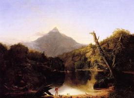 Томас Коул. Гора