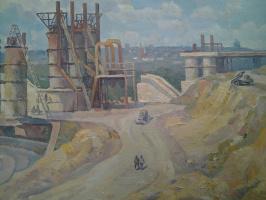 Известковый завод