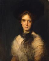 Фюлоп Ласло. Портрет Диргардт (баронесса фон Ромберг).