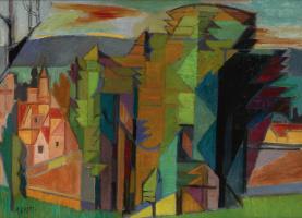 Андре Лот. Le Grand Repos. 1942