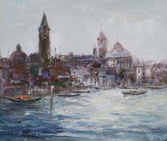 Андрей Шарабарин. Сны о Венеции N33