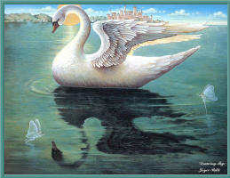 Джойс Патти. Белый лебедь
