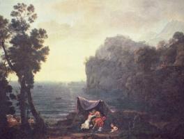 Клод Лоррен. Акид и Галатея