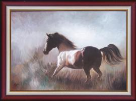 Евгений шалвович квавадзе. Лошадь в тумане