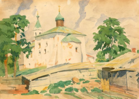 Novgorod. Church (N 7)