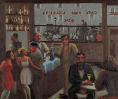 Картины художников барбекю строительство барбекю и беседок