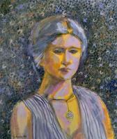 Tatiana An. Portrait of Elektra.