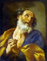 Гвидо Рени. Раскаяние апостола Петра