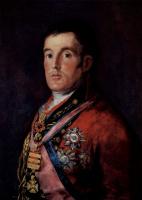 Франсиско Гойя. Герцог фон Веллингтон