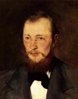 Вильгельм Мария Хубертус Лейбль. Портрет врача Фридриха Рауэрта