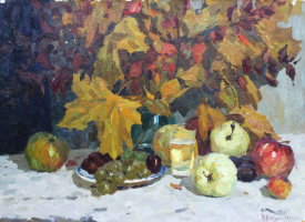 """Still Life-Autumn"""