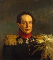 Джордж Доу. Портрет Николая Семеновича Сулимы