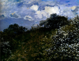 Claude Monet. Spring