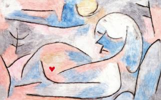 Paul Klee. Winter Sleep