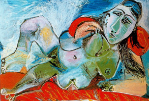 Пабло Пикассо. Сюжет 23