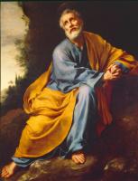 Карло Дольчи. Раскаяние святого Петра
