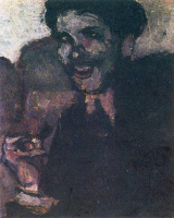 Марсель Дюшан. Портрет доктора Фердинанда Трибута