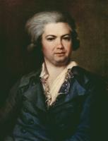Дмитрий Григорьевич Левицкий. Портрет графа Артемия Ивановича Воронцова