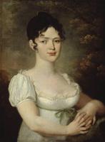 Владимир Лукич Боровиковский. Портрет Е. П. Дубовицкой. 1820