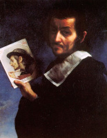 Карло Дольчи. Мужчина