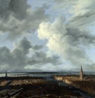 Якоб Исаакс ван Рейсдал. Панорамный вид