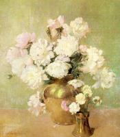 Эмиль Карлсен. Нежный букет цветов