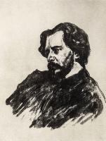 Валентин Александрович Серов. Портрет Л. Н. Андреева