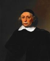 Фердинанд Балтасарс Боль. Портрет ученого
