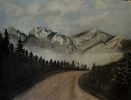 Lena Deli. Горы/Тёмная долина