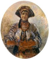 Яцек Мальчевский. Украинка